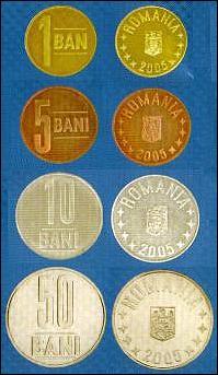 Die Rumänische Währung